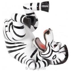 Flaschenhalter Zebra