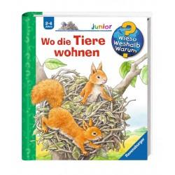 WWW Junior - Wo die Tiere...