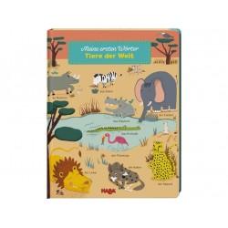 Meine ersten Wörter - Tiere...