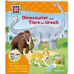 WIW Junior Dinosaurier und...