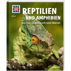WIW Reptilien und Amphibien