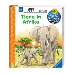 www Junior - Tiere in Afrika