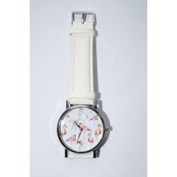 Armbanduhr Flamingo