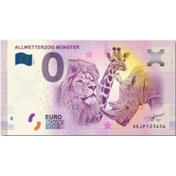 0 Euro Schein Allwetterzoo...