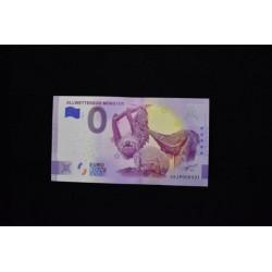 Euro Schein (Faultier)...