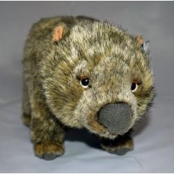Plüsch-Wombat