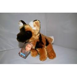 Plüsch-Wildhund